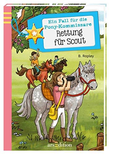 9783845807805: Ein Fall für die Pony-Kommissare 02. Rettung für Scout