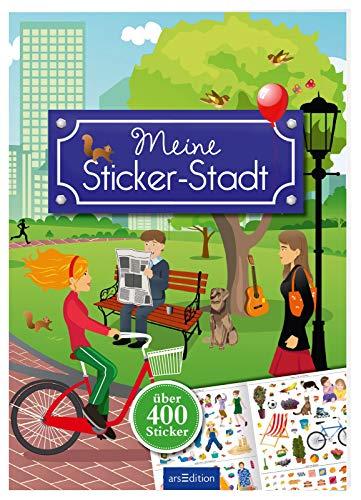 Meine Sticker-Stadt
