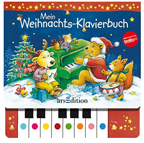 Mein Weihnachts-Klavierbuch