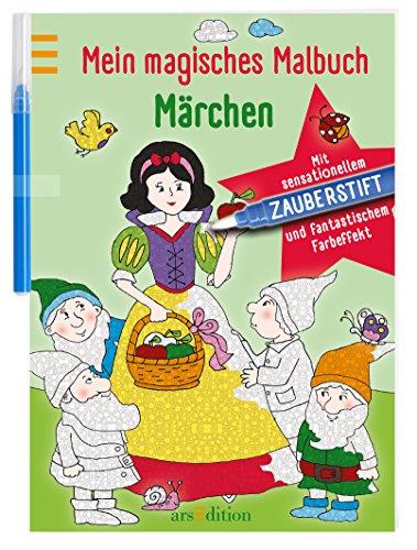 9783845811338: Mein magisches Malbuch Märchen