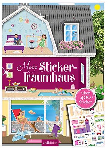 9783845813165: Mein Stickerbuch. Mein Sticker-Traumhaus