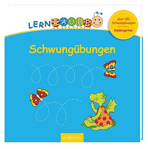 9783845814056: Lernraupe - Schwungübungen