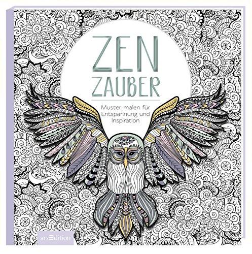 Zenzauber: Muster malen zur Entspannung und Inspiration