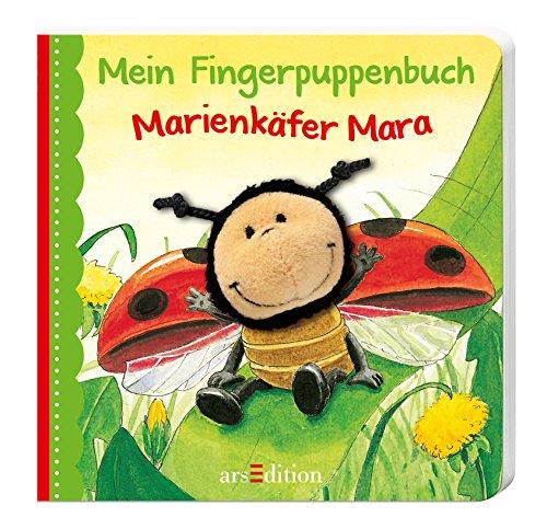 9783845814339: Mein Fingerpuppenbuch Marienk�fer Mara