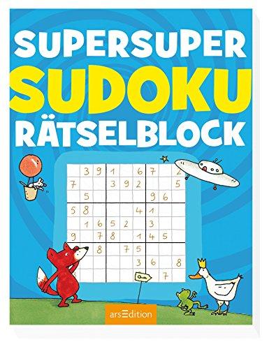 9783845814421: Super-Sudoku-Rätselblock