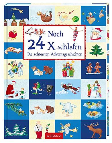 9783845815107 - Noch 24 Mal schlafen .: Die schönsten Adventsgeschichten (Hardback) - Livre