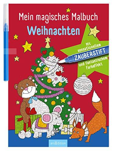 9783845815787: Mein magisches Malbuch Weihnachten