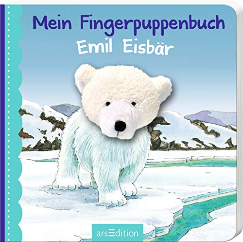9783845817361: Mein Fingerpuppenbuch Emil Eisbär