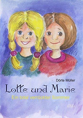 9783845914695: Lotte und Marie - Großdruck