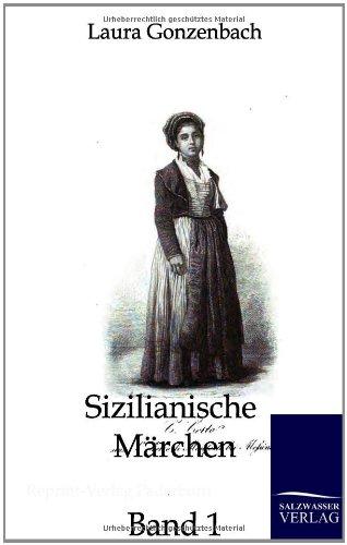 Sizilianische Marchen (Paperback): Laura Gonzenbach