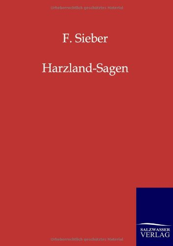 Harzland-Sagen