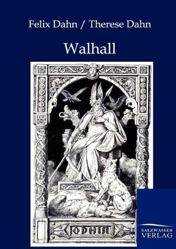 9783846002186: Walhall (German Edition)