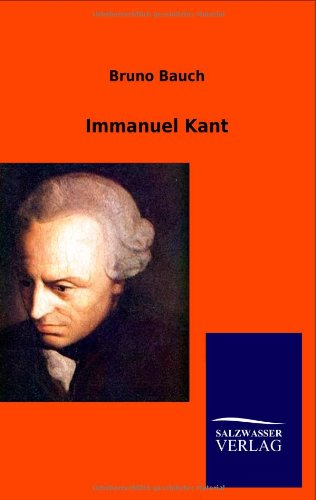 9783846002582: Immanuel Kant