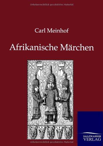 9783846002827: Afrikanische Märchen