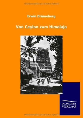 9783846004746: Von Ceylon zum Himalaja (German Edition)