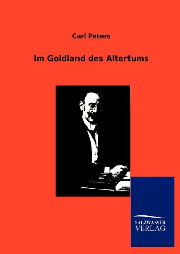 9783846005293: Im Goldland des Altertums