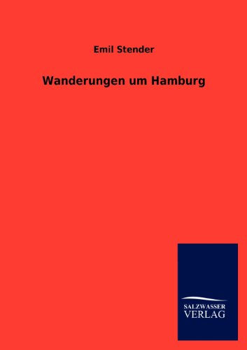 9783846005361: Wanderungen um Hamburg