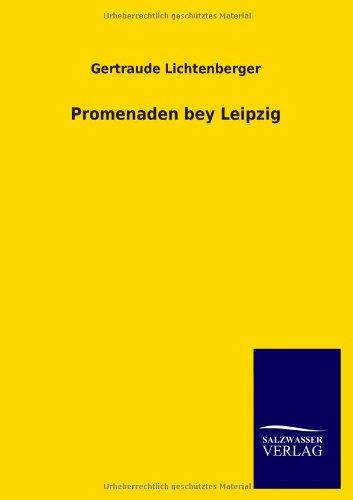9783846007600: Promenaden bey Leipzig