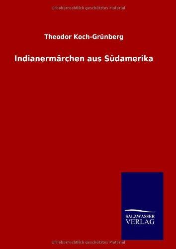 9783846010570: Indianermärchen aus Südamerika