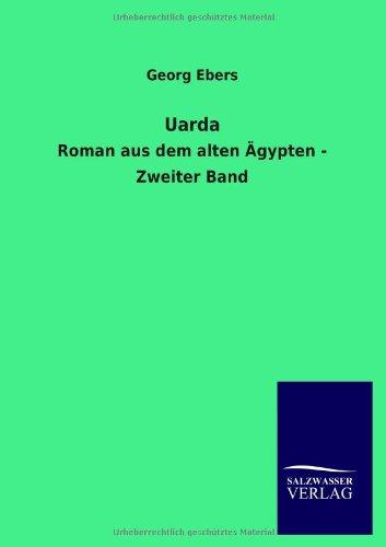 Uarda (German Edition): Ebers, Georg