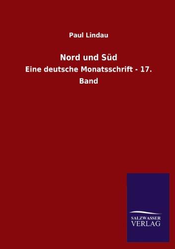 Nord Und Sud: Paul Lindau