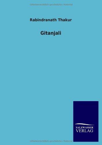 9783846028285: Gitanjali (German Edition)