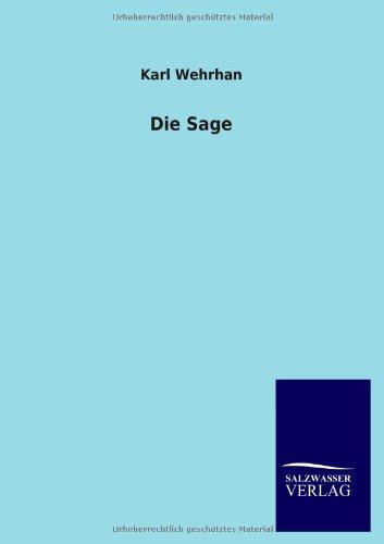 Die Sage: Karl Wehrhan