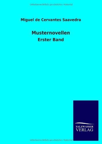 Musternovellen (Paperback): Miguel de Cervantes Saavedra