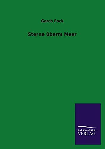 9783846044193: Sterne Uberm Meer (German Edition)