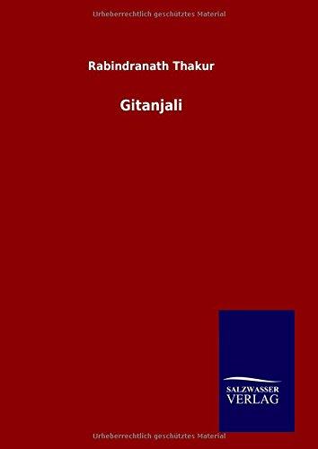9783846060964: Gitanjali (German Edition)