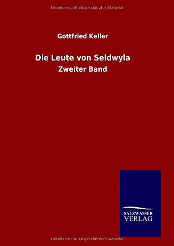 9783846061886: Die Leute von Seldwyla (German Edition)