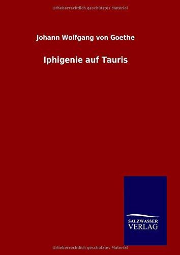 9783846062197: Iphigenie auf Tauris