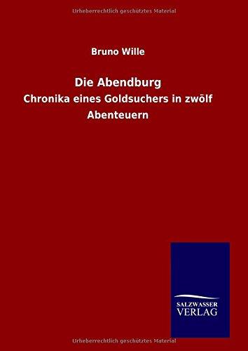 9783846067239: Die Abendburg