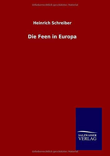 9783846074411: Die Feen in Europa