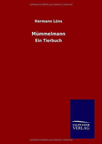 9783846076576: Mümmelmann