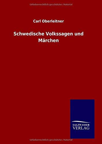 9783846084564: Schwedische Volkssagen und Märchen