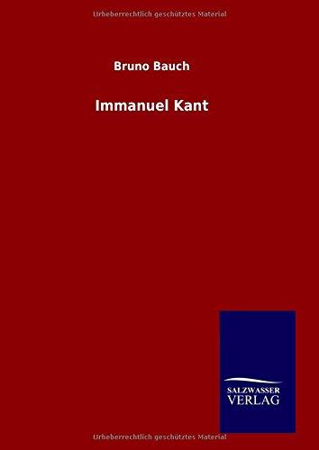 9783846087305: Immanuel Kant