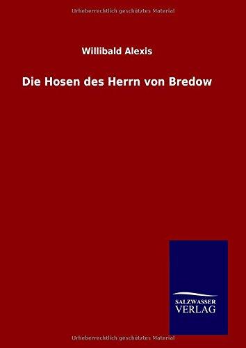 9783846089316: Die Hosen des Herrn von Bredow