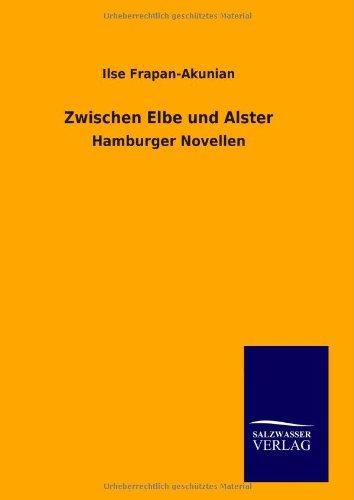 9783846090350: Zwischen Elbe und Alster: Hamburger Novellen