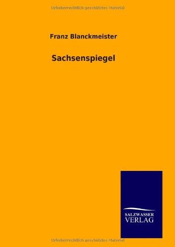 9783846092613: Sachsenspiegel