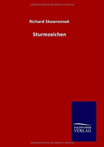 9783846095775: Sturmzeichen