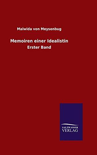 9783846097465: Memoiren einer Idealistin