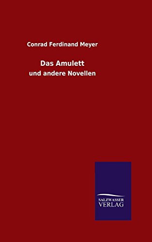 9783846099209: Das Amulett (German Edition)