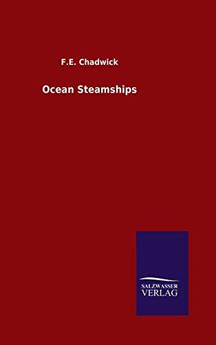 9783846099506: Ocean Steamships