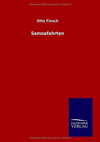 9783846099728: Samoafahrten (German Edition)
