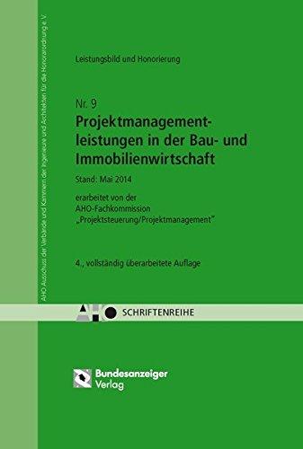 Untersuchungen zum Leistungsbild, zur Honorierung und zur Beauftragung von ...