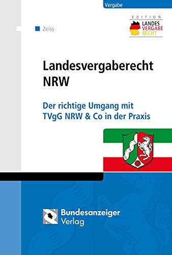 Landesvergaberecht NRW: Christopher Zeiss