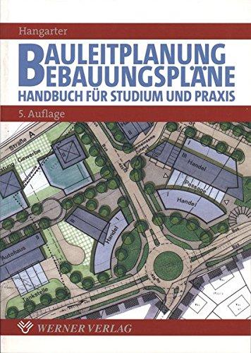 9783846203194: Bauleitplanung, Bebauungspläne: Handbuch für Studium und Praxis