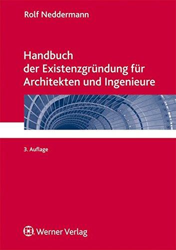 9783846203538: Handbuch der Existenzgründung für Architekten und Ingenieure