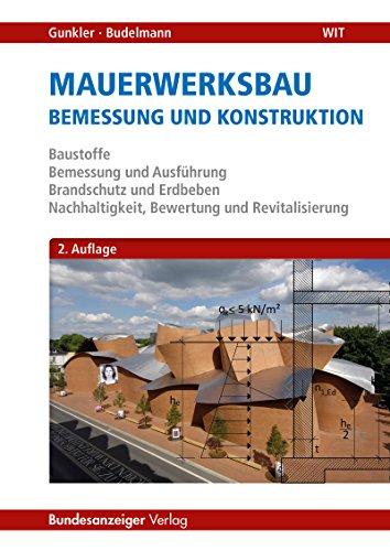 9783846203712: Mauerwerk kompakt: Für Studium und Praxis
